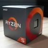 AMD Ryzen 5 1600 AF 動画編集で快適か PremiereProで試す