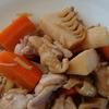 これぞまさしくお惣菜。シンプルな煮物から日常をリセット!「鶏肉と筍の煮物」