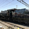 大井川鉄道の新金谷駅に蒸気機関車を見に行ってきました!