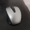 ダイソーで買った300円の無線マウス、クロームブック用として十分に使えました。