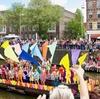 オランダのアムステルダム・ゲイ・プライド 2017(ゲイパレード)に行ってきた。