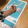 3歳児の迷路 無料DLサイトを発見