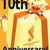 【10周年】10周年祭まであと3日!!本日はピアノ・ウクレレ担当の西村がお届けします♪