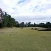 海沿いのゴルフ場
