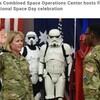 アメリカ宇宙軍、なぜか「帝国」を招く…