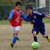 練習試合(3年生)