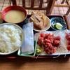 山内町 横浜中央卸売市場本場の「川島屋」で中落ちまぐろ定食