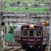 阪急、今日は何系?①407…20210306