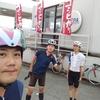 ゆるキャライダーズ カメラのキタムラ練 102km ave33.7