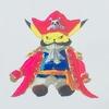 ピカチュウ✖ロジャー(海賊王)|ポケモン|ONEPIECE|コピック|MATSU