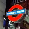 パタヤのナイトライフ『ウォーキングストリート』を歩く-【タイ】