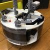 ロボットの横のガード