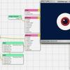 openFrameworksで目玉のアイコン描いてみた