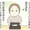 絵日記•漫画ブログ更新の流れ