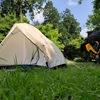 【旅のテント】『モンベル 新型ムーンライト2型』購入と野営訓練で気付いたこと。ロマンは時に合理性を凌駕する。