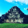 アンコールワット個人ツアー(256)#コーケー遺跡と大プリアカンチャーターツアー