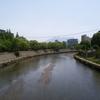鹿児島旅行~6日目~(甲突川沿いをサイクリングして、天文館むじゃきでかき氷を食べ、仙巌園を観光)
