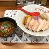 相模大野えびくらぶ『特製えび辛つけ麺』えびスープにつけた鶏チャーシューとハイボールが最強に美味い!!