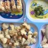 離乳食 後期 140日目 野菜オムレツ
