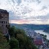 【ドイツ世界遺産】ライン渓谷の古城めぐりとローレライ