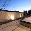 夜景撮影 羽島市ヘ-ベルハウスの家