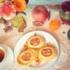 仮装林檎のジャックオランタン☆リンゴパイ×Weekend flower 《アリスの不思議的》