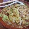 寺泊こまどり(長岡市寺泊)の濃厚味噌ラーメン