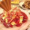 【ドイツの定番】スパゲッティアイス??