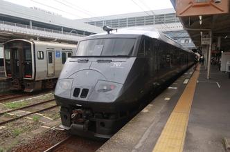 特急きりしま10号乗車記(鹿児島中央11:50→宮崎14:02)特急列車日本縦断2