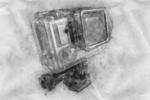シュノーケルにカメラを付ける方法を検討する