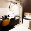 逆転の発想!15平米でバス・トイレ・洗面別の超快適ビジネスホテル・エスペリアホテル博多に泊まった。
