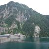 観光放水と自然園