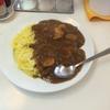 印度屋 野菜ポークカレー お昼タイムは420円