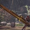 MHW:新鑑定武器「ガイラアックス・水」おススメ装備!テオが可愛く思えてくる強さ