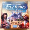 【名作ボドゲ紹介】ファイブトライブス(Five Tribes)|アタシは新たなナカラのスルタンとなれるだろうか。アラビアンでナイトな雰囲気漂う美しい盤上に惚れろっ!