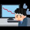 2018年2月 株価暴落真っ最中! その時、ロボアドバイザー投資は? THEO編