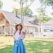 """軽井沢に家を建て、""""ほぼ引退""""状態から描く楽しさを取り戻した。漫画家・新條まゆさん【作家と家】"""