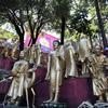 1万体以上の仏像が並ぶ香港 萬佛寺訪問記 | 2018年5月週末香港弾丸旅行3