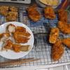幸運な病のレシピ( 1541 )朝:鳥カツ、チーズフライ、豆腐卵とじ、鮭、手羽先・塩サバ・イワシ麹漬、大根味噌汁