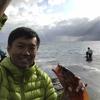 八丈島釣行:カンパチリベンジ