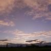 9月16日の夕陽雲&今日の独り言