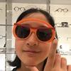 メガネが生えてきました
