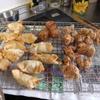 幸運な病のレシピ( 1796 )朝:唐揚げ、揚餃子、父の朝食風景