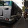 パリのバス事情