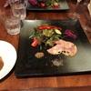 ゴルベ、浅草グロワグロワで豚肉を食べる