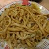 新しくなった盛岡フェザン白龍(パイロン)でじゃじゃ麺を食す。
