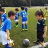 JEFキッズサッカークリニック(1年生)