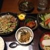 沖縄料理が色々食べられる海人美食膳にしました。 at 海人酒房_サンシャインシティ