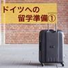 【ドイツへの留学準備①】日本から持参して良かったもの【洗濯編】