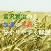 宮沢賢治の生涯と年表をわかりやすく解説!